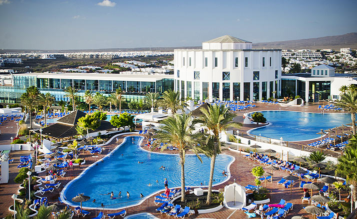 Hotel Sandos Papao Beach Resort