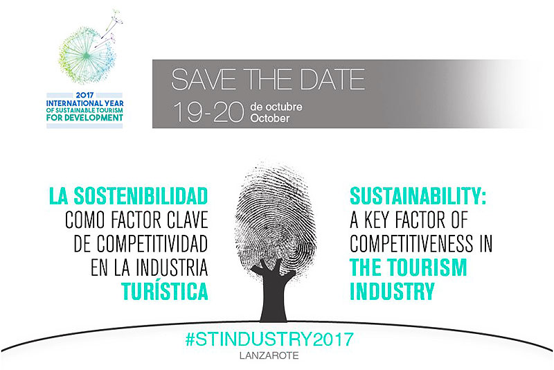 #STINDUSTRY2017 – Sustainability: A key Factor of Competitiveness in the Tourism Industry