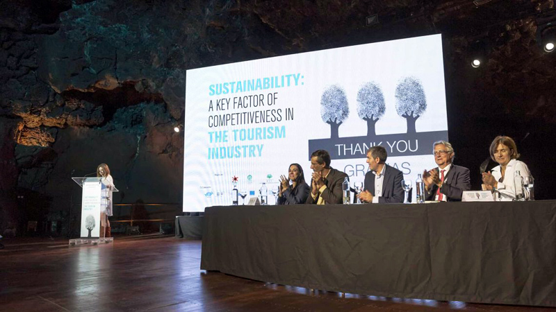 "The ""Lanzarote Summit"" sets the principles for a Sustainable Tourism Industry"