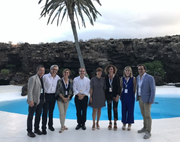 'Saborea España' (Tasting Spain) approached in Lanzarote the creation of gastronomic routes linked to sustainable tourism