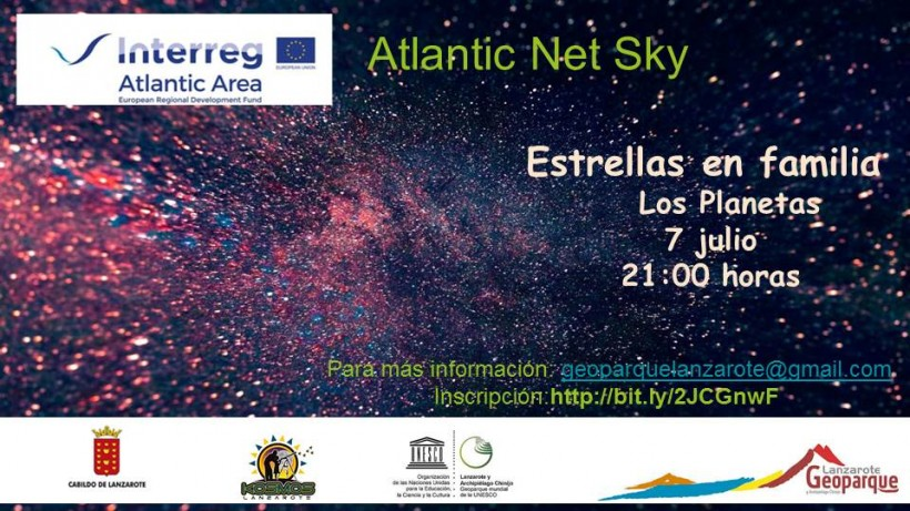 Lanzarote Geopark and Chinijo Archipelago brings you to the stars