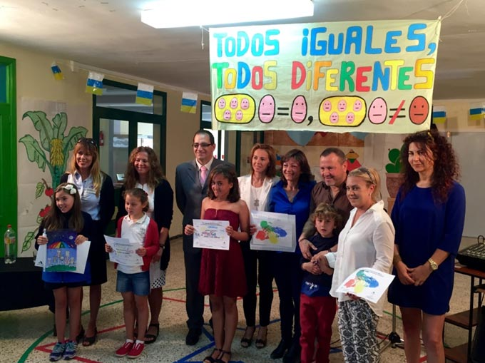 Alba Avenada Menéndez, Cristina Romero Guisado, Kevilly Teles Dairocha and Diego Calvo Ponce have been the winners of the 8th 'World Environment Day' Drawing Contest