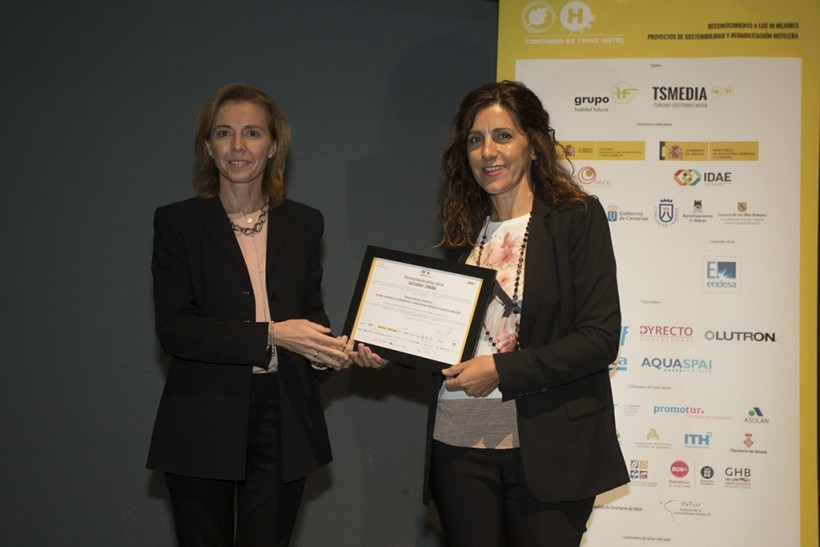Boutique Hotel 'La Isla and el Mar' awarded amongst the top 10 hotels in sustainability and hotel rehabilitation in Spain