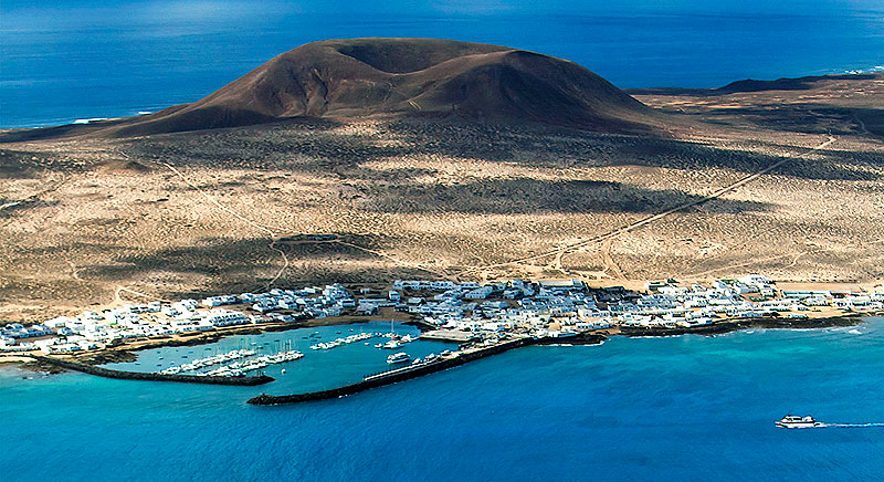 La Graciosa, Sustainable Island