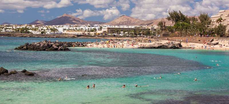 Teguise gets, for first time, the Blue Flag for El Jablillo Beach