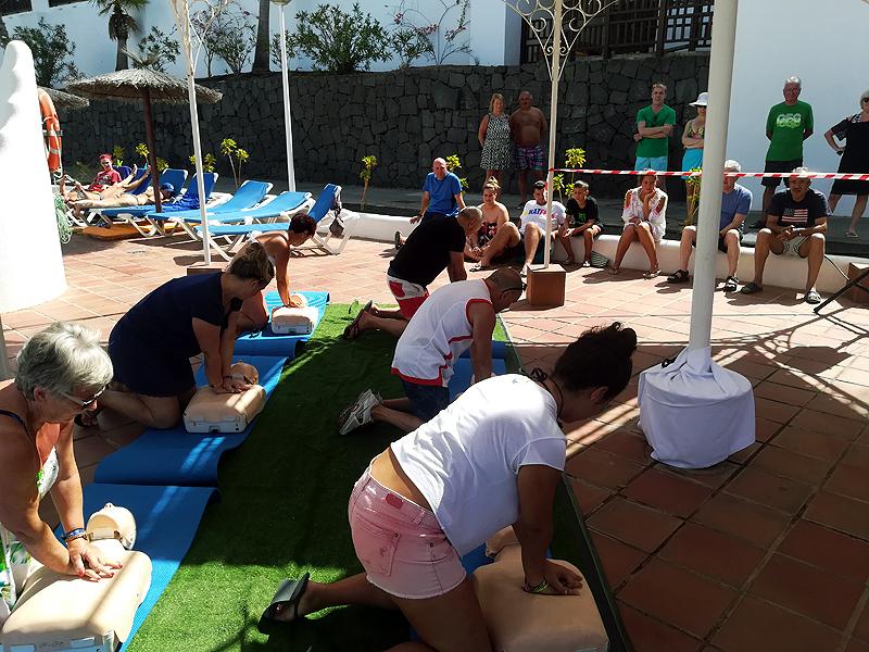 The last quarter of 2017 full of sustainable activities at Sandos Papagayo Beach Resort