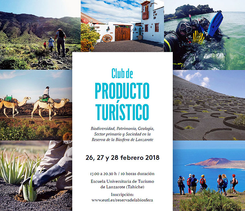New training course for companies that want to join into the Tourist Product Club of Lanzarote´s Biosphere Reserve