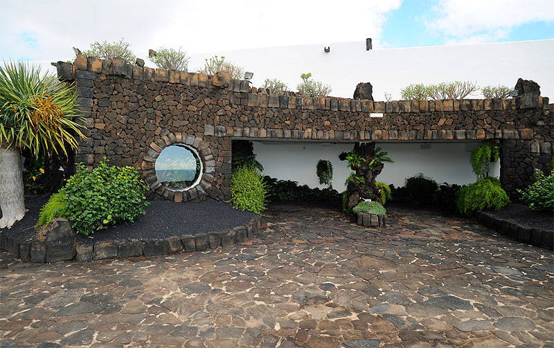 Lanzarote will make more accessible the spaces created by César Manrique