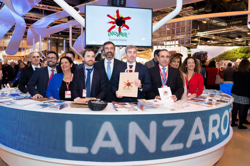 Fitur 2019, the International Tourism Trade Fair held in Madrid, sees Lanzarote promote its credentials as a sustainable destination with a strong commitment to technological innovation.