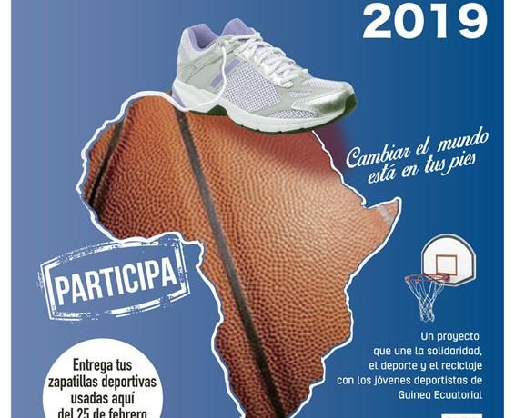 "Sandos Papagayo supports the ""Zapatillas Solidarias"" Shoe Project"