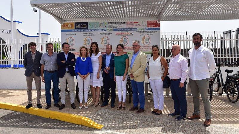 ASOLAN commitment to sustainable mobility in Lanzarote
